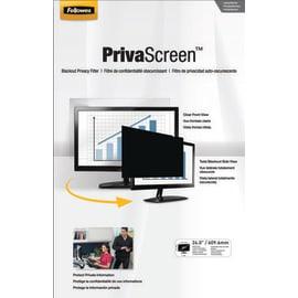 FELLOWES Filtre de confidentialité PrivaScreen 24' (16/9) pour moniteurs et ordi portables 4801601 photo du produit