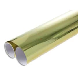 CLAIREFONTAINE Rouleau 2x0,7m de papier métal une face coloris Argent MAILDOR photo du produit