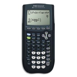 TEXAS INSTRUMENTS Calculatrice graphique TI82-Advanced 82ADV/TBL/1E2 photo du produit