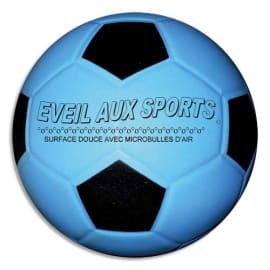 FIRST LOISIRS Ballon de foot mousse de PVC 15,5cm, 220g éveil au sport. Parfait pour apprendre photo du produit