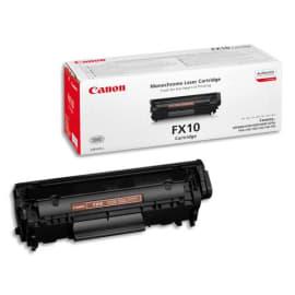CANON Cartouche Laser FX10 Noir 263B002 photo du produit