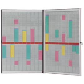 NOBO Kit planning - Cadre support portefeuille 1901361 photo du produit