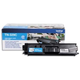 BROTHER Cartouche Laser Cyan THC TN329C photo du produit