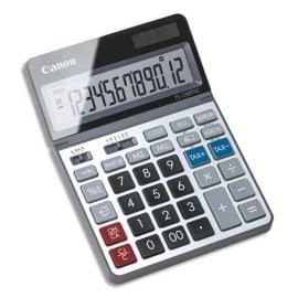 CANON Calculatrice écologique TS-1200TSC 12 chiffres écran inclinable 2468C002AA photo du produit