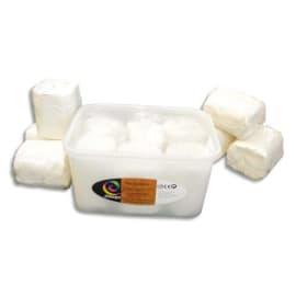 Boîte de 12 x 250g pains de pâte à jouer Blanche MODLY autodurcissante à l'air photo du produit