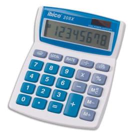 IBICO Calculatrice de bureau 8 chiffres 208X IB410062 photo du produit