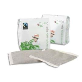 PURO Carton de 48 Filtres Doses Café Puro Fuerte 80% arabica et 20% robusta pour Miko 151, 12 x 4 filtres photo du produit