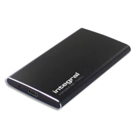 INTEGRAL SSD portable USB3.0 + type C 240GB INSSD240GPORT3.1AC photo du produit