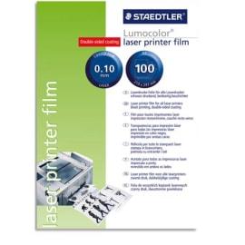 Boîte de 100 transparents pour tracé manuel photo du produit