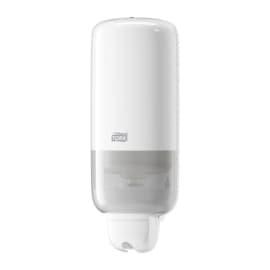 TORK Distributeur de savon liquide S1 en abs - Dimensions : L11,2 x H29,1 x P11,4 cm Blanc photo du produit