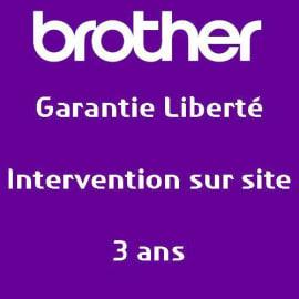 BROTHER Garantie liberté 3 ans intervention sur site GLIB3ISC ZWOS03050 photo du produit