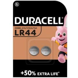 DURACELL Blister de 2 piles Alcalines LR44 Duralock pour appareils électroniques 5000394504424 photo du produit