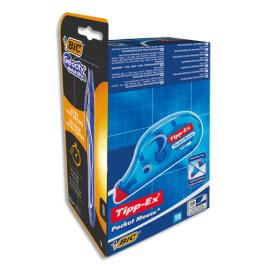 BIC Pack de 10 Pocket Mouse 4,2 mm x 10 m + 1 Gelocity Quick Dry Bleu sous blister offert photo du produit