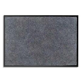 PAPERFLOW Tapis d'accueil odoriférant en polyamide. Coloris Gris. Dim. 60 x 80 cm, épaisseur 6 mm photo du produit
