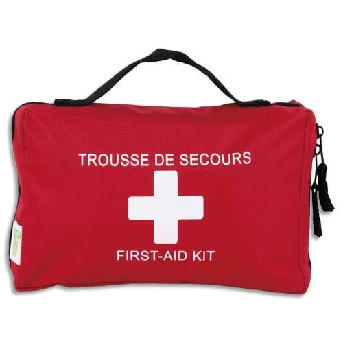 LABORATOIRES ESCULAPE Trousse premiers secours spéciale écoles, conforme aux préconisations de l'E.N photo du produit Principale L