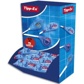 TIPP-EX Pack 15 rollers de correction Pocket Mouse + 5 offerts. 4,2 mm x 9 m. photo du produit