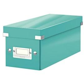 LEITZ Boîte de rangement pour CD Click&Store coloris WOW Menthe 60410051 photo du produit
