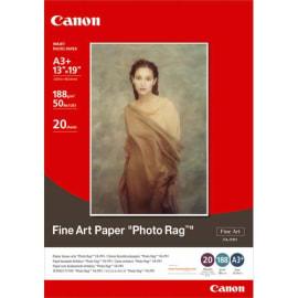 CANON Boîte de 50 feuilles de papier photo mat A4 170g MP101 photo du produit