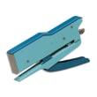 ZENITH Pince agrafeuse Zenith acier 548E, utilise les agrafes n°6/4 ou 21/4, coloris Bleu photo du produit