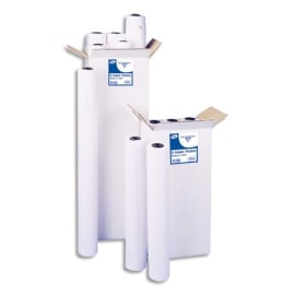 CLAIREFONTAINE Bobine papier Blanc laize pour traceur 80g 0,914x50m photo du produit
