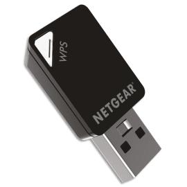 NETGEAR Clé USB 2.0 WiFi 600Mbit/s AC600 A6100-100PES photo du produit