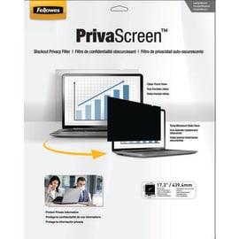 FELLOWES Filtre de confidentialité PrivaScreen 17,3' (16/9) pour moniteurs et ordi portables 4802301 photo du produit