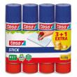 TESA Lot de 4 sticks de colle EcoLogo 20 g photo du produit
