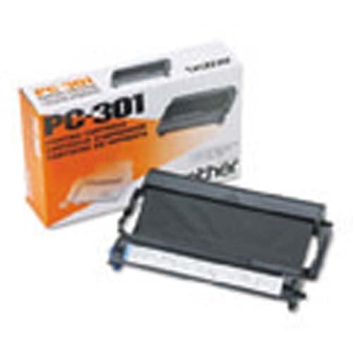 BROTHER Cassette ruban pour fax 920/930 PC301 photo du produit Principale L