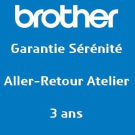 BROTHER Garantie sérénité 3 ans aller-retour atelier GSER3ARC photo du produit