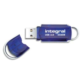 INTEGRAL Clé USB3.0 Courrier 256Go INFD256GBCOU 3.0 photo du produit
