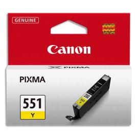 CANON Cartouche Jet d'encre Jaune 551 6511B001 photo du produit