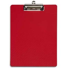 MAUL Porte-bloc en PP flexible. Résiste à l'eau, -10°C à +60°C. Rouge. Dim. L31,5 x H1,2 x P22,5 cm photo du produit