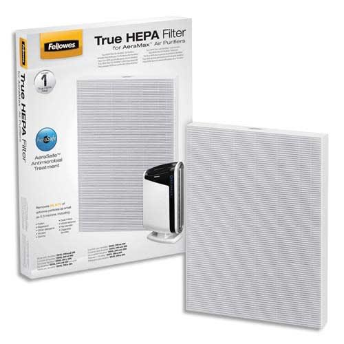 FELLOWES Filtre Hepa purificateur Aeramax DX95, filtre particules et allergènes 9287201 photo du produit Principale L