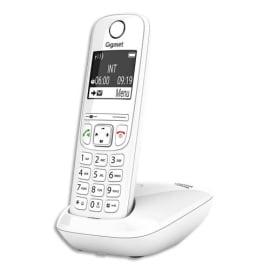 GIGASET Téléphone sans fil AS690 Blanc AS690BLC photo du produit