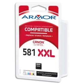 ARMOR Cartouche compatible CANON CLI-581XXL Noir B12713R1 photo du produit