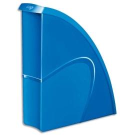 CEP Pro Porte-revues Gloss - Dos 8 cm x H31 x P25,9 cm coloris Bleu océan photo du produit