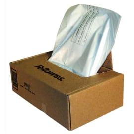 FELLOWES Boîte de 50 sacs pour destructeurs de 121 à 143 litres : Série 425/485/3250/4250 3605801 photo du produit