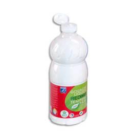 LEFRANC & BOURGEOIS Gouache liquide 1 litre Blanc photo du produit