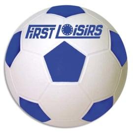 FIRST LOISIRS Ballon en PVC type foot diamètre 20cm, poids 300g, 32 panneaux photo du produit