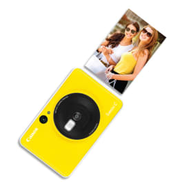 CANON Appareil photo Zoémini C Jaune tournesol 3884C006AA photo du produit