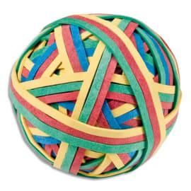 JPC Balle 200 élastiques 4 couleurs assorties photo du produit
