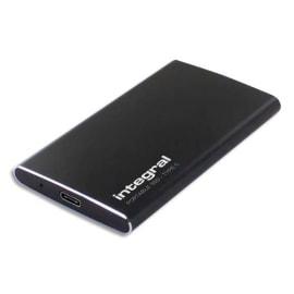 INTEGRAL SSD portable USB3.0 + type C 120GO INSSD120GPORT3.1AC photo du produit