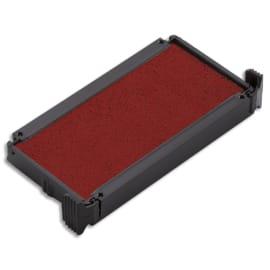TRODAT Boîte 10 recharges 6/4912 pour appareils 4912/4912T/4952/4992 Xprint. Rouge photo du produit