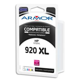ARMOR Cartouche compatible Jet d'encre Magenta HP 920XL B20451R1 photo du produit