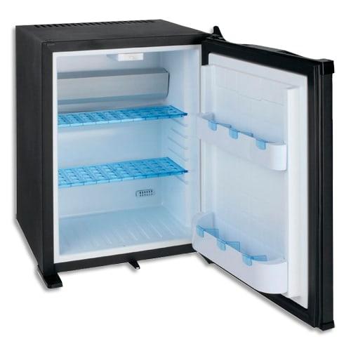 MT INTERNATIONAL Mini Bar 30 litres Noir, 60W, R717, 2 étagères + 2 casiers de porte L40 x H53 x P41,5 cm photo du produit Principale L