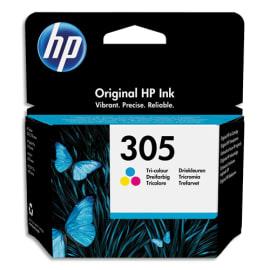HP Cartouche jet d'encre 305 3 couleurs 3YM60AE photo du produit