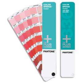 OZ INTERNATIONAL Nuancier Pantone Color Bridge tons directs et quadrichromie 1755 couleurs photo du produit
