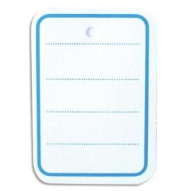 AVERY Boîte de 1000 étiquettes perforées lingnées. Dim: 31x46 mm. photo du produit