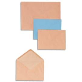 GPV Boîte de 500 enveloppes bulle gommées 75 grammes format 114x162 C6 photo du produit