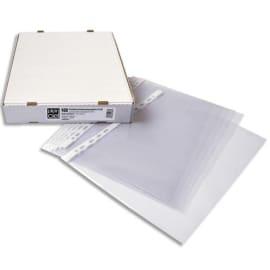 PLEIN CIEL Boîte de 100 pochettes perforées en polypropylène 5,5/100e photo du produit